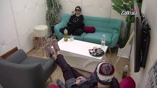 Zadruga 3 - Jelena i Mensur vode iskren razogor tokom prve jutarnje kafe - 18.01.2020.