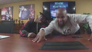 Tech N9ne and Krizz Kaliko Facebook Live Q&A