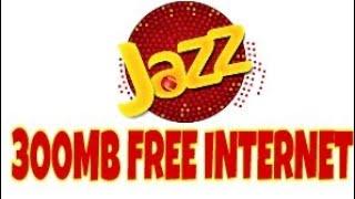 Mobilink Jazz New Code 300MB Free Internet 2019