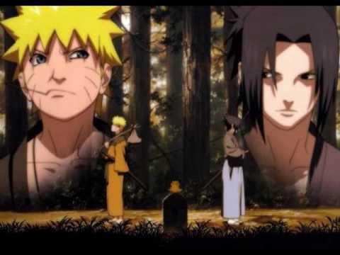 Naruto vs  Sasuke   Theme