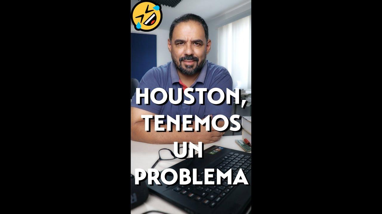 HOUSTON, TENEMOS UN PROBLEMA // FAIL