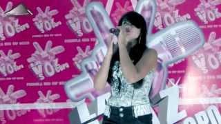 Jesica Sanabria 4ta Gala - La Voz Socopó
