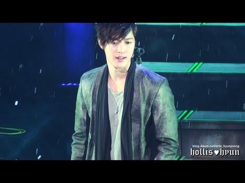 "(Volume Control)130111 Kim Hyun Joong 김현중 - Save Today @ Nagoya 2013 ""Unlimited"""