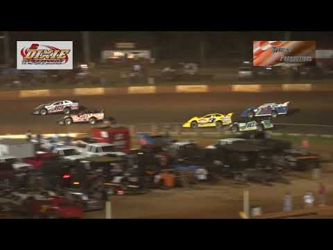 Dixie Speedway Crate Late Model Heats and Feature 8/24/19!