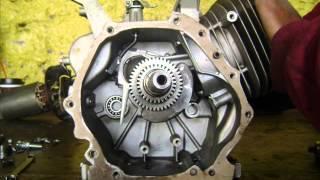 motor honda de un cilindro de un generador evans 8500 ajuste rebuild engine