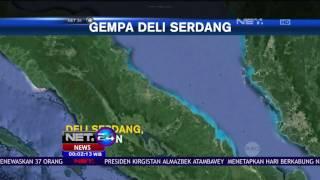 Gempa 5,6 SR Membuat Warga Berhamburan Keluar Mall Di Medan - NET24