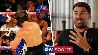 Download Eddie Hearn explains why he's changed his mind on KSI vs Logan Paul 2 Mp3 and Videos