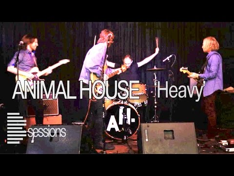 Animal House - 'Heavy': Band From Brighton - Live Music Session (Bsession)