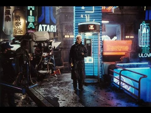 blade runner doc on the set filming location youtube. Black Bedroom Furniture Sets. Home Design Ideas