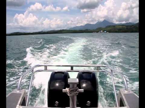 Puerto Princesa marine patrol.avi