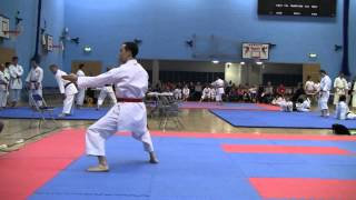 Nipaipo Shito Ryu Kata Performed By Michael Cormack April 2015