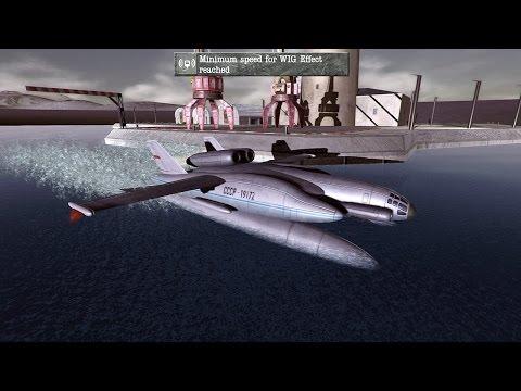 Soviet Monsters: Ekranoplans: Quick Look