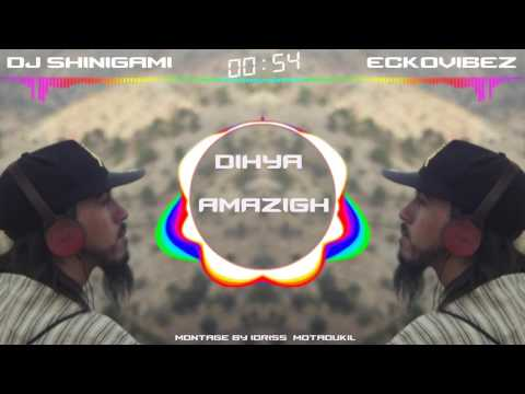 Dj ShiniGami & Eckovibez ✅ Dihya AmaziGh ( official video ) ✅