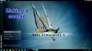 Sail Simulator 5: create your own course, Basic