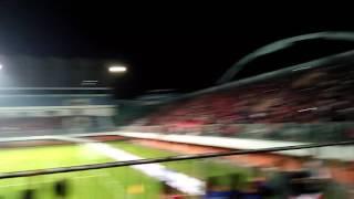 "Chant ""asal kau menang ku bahagia"" suporter timnas indonesia vs puerto rico @maguwoharjo stadium"
