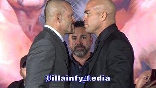 CHUCK LIDDELL VS TITO ORTIZ 3 FINAL PRESS CONFERENCE - VILLAINFY MEDIA