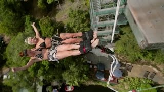 Cairns Bungy Tower Bungee Jumping, Jungle Swing, Bmx Jump - Top Backpacker Activity In Queensland