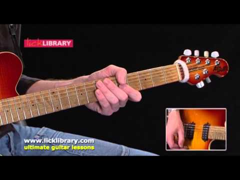 Van Halen You Really Got Me Guitar Peformance   Licklibrary Guitar Lessons