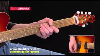 Van Halen You Really Got Me Guitar Peformance | Licklibrary Guitar Lessons