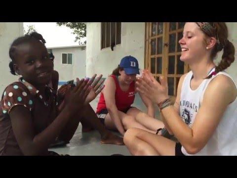 Diocese of Richmond - Bishop Sullivan Catholic High School Haiti Club