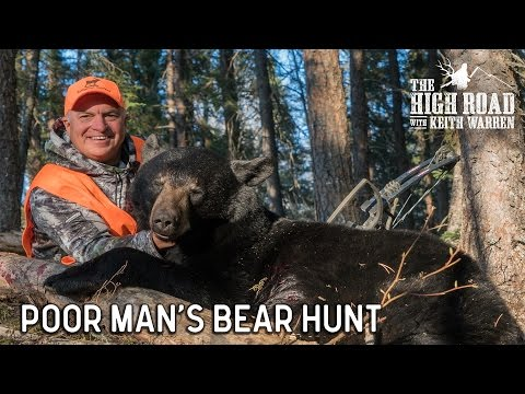 Poor Man's Bear Hunt