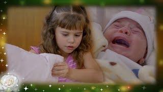 La rosa de Guadalupe: ¡Melissa no quiere a su hermanita!   La única princesa