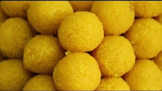 how to prepare laddu in malayalam