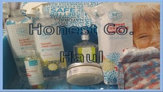 Honest Co. Haul (Cleaning Supplies & Training Pants) + Promo Code