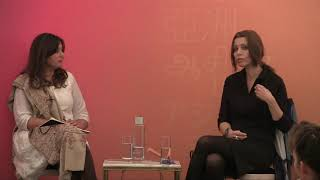 Elif Shafak and Nus Ghani at Asia House: Highlights