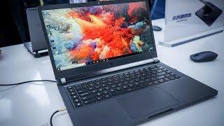 Розпакування ноутбука Xiaomi Mi Gaming Laptop