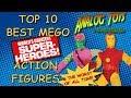 Top 10 Mego Superhero Action Figures Mp3