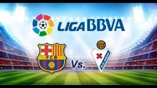 Барселона - Эйбар | Обзор МАТЧА |Barcelona vs Eibar 6-1 - Highlights & Goals - 19 September 2017