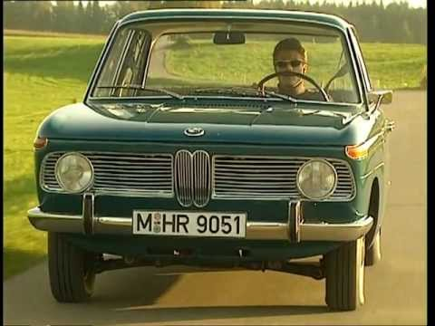 1962 -- 1964 BMW 1500 - YouTube