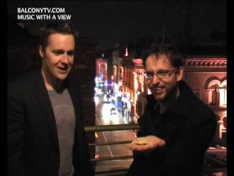 KEITH BARRY on BALCONYTV (BalconyTV)