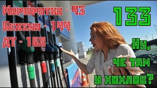 Поздравляю! Бензин - 144₽, Дизель - 168₽, проезд - 43₽!