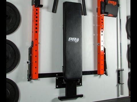 Space Saving Home Amp Garage Gym Equipment Revolutionizes