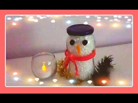 Decorar Mesa De Navidad Manualidades