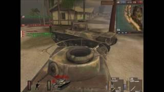 【BF1942 FHSWシリーズ日本軍車両】九七式火炎放射戦車