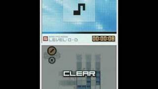 Picross DS - Easy 0-D - Musical Note