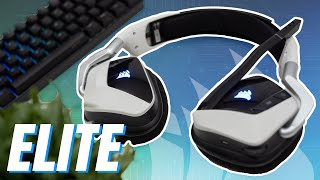It's the same but BETTER - Corsair VOID Elite Wireless Review
