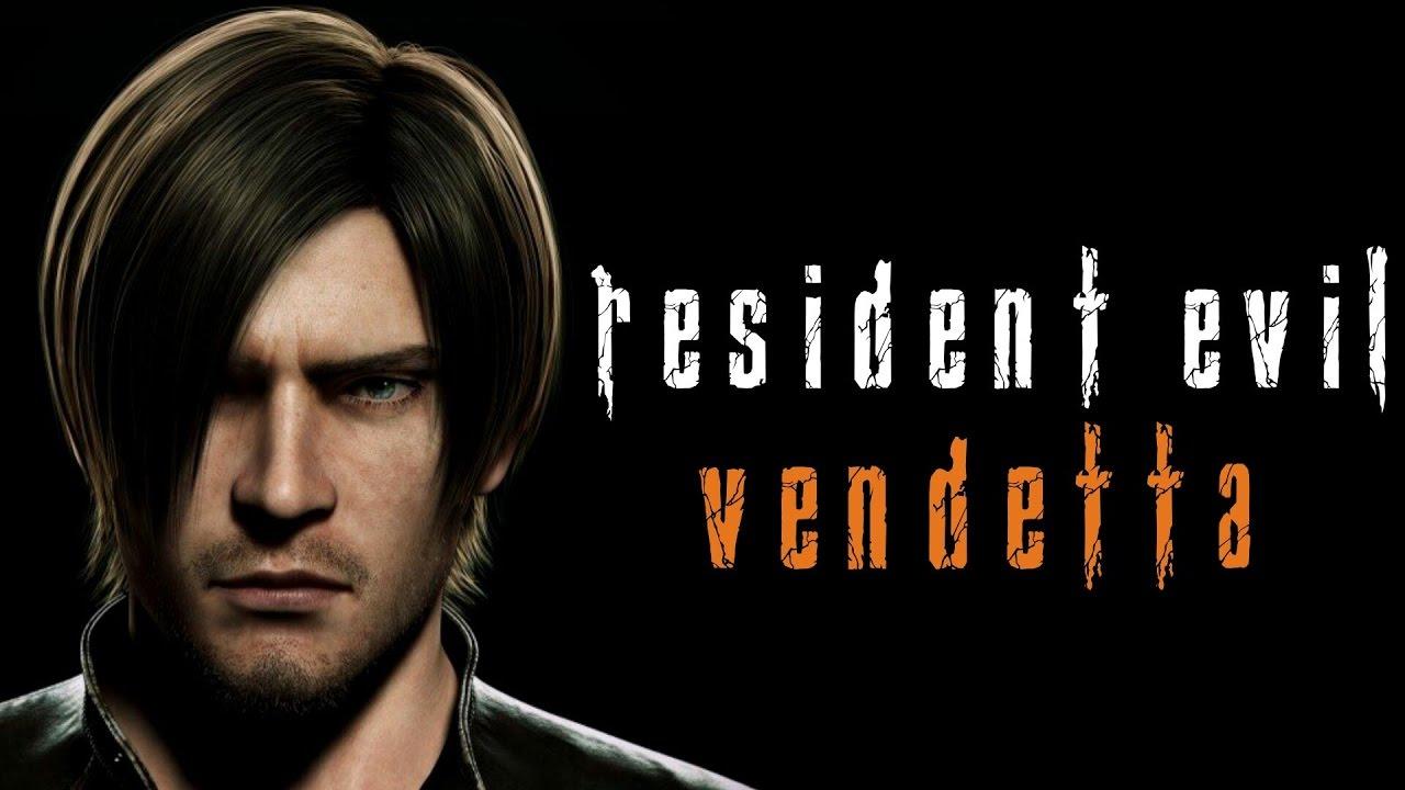 Resident Evil Vendetta Stream