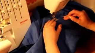 видеоурок № 4 - пошив юбки-карандаш