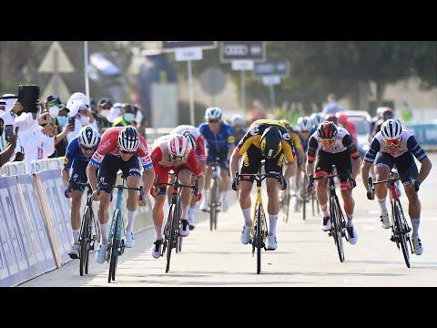 UAE Tour 2021 - Abu Dhabi Sports Council Stage 2   February 22, 2021