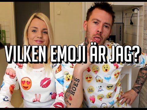 Vilken emoji är jag?