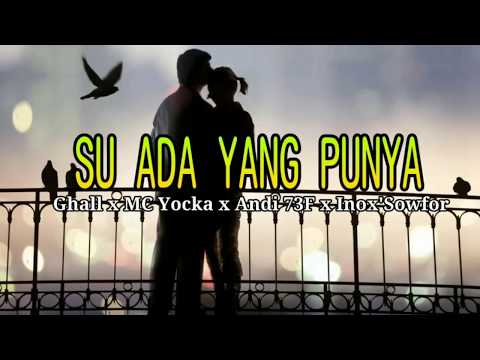 Elegant Boys X 37F - Su Ada Yang Punya (Official Lirick Video)