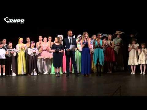 "Winter Czech Melody 2015. Pitagross Festivals s.r.o ""Awarding"""