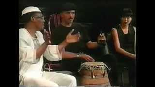 CK LADZEKPO (2) - Drum Rhythm Principles of Percussion Polyrhythm from Ghana, West Africa