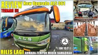 REVIEW ALS 361 (TERBARU) | UPGRADE BODY LAKSANA SR-2 HD Prime | YANG DULU USANG KINI JADI BINTANG