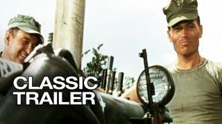 The Green Berets (1968) Official Trailer # 1 - John Wayne HD
