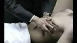 الفحص السريري - فحص البطن (شرح عربي)